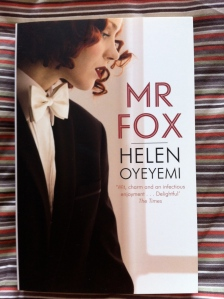 Mr Fox by Helen Oyeymi