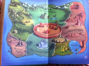 Land of Stories Map