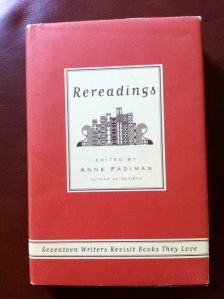 Rereadings ed. by Anne Fadiman
