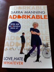 Adorkable by Sarra Manning