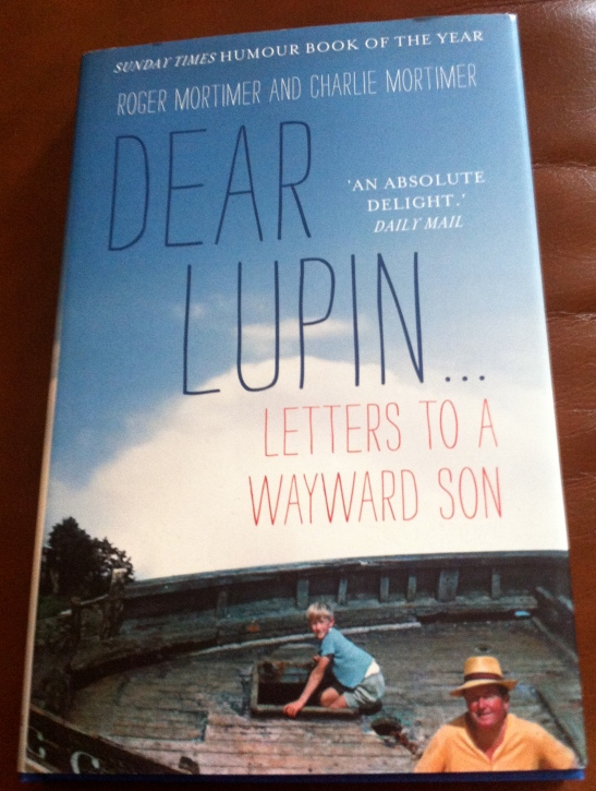Dear Lupin by Roger Mortimer and Charlie Mortimer