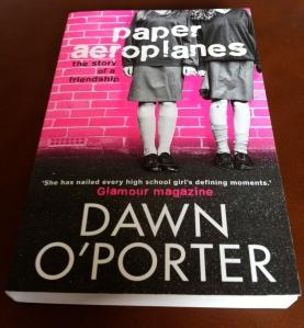 paper aeroplanes by Dawn O'Porter