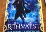 The Rithmatist by Brandon Sanderson