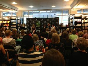 Celebrating Difference Event at Waterstones Piccadilly