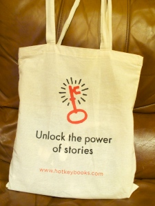 Hot Key Tote Bag