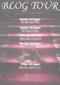 Longbourn Blog Tour Poster
