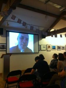Robin Sloan appearing at Foyles via the magic of the internet!