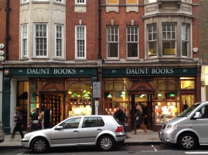 Daunt Books in Marylebone, London