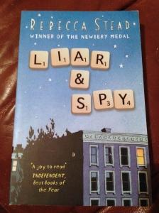Liar & Spy by Rebecca Stead