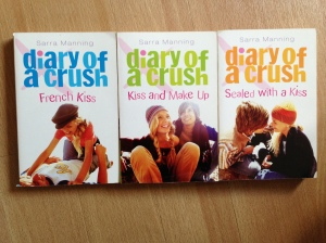 Diary of a Crush by Sarra Manning