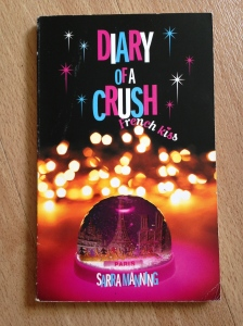 Diary of a Crush: French Kiss by Sarra Manning