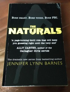 The Naturals by Jennifer Lynn Barnes