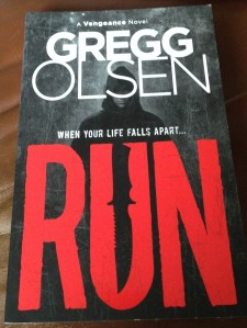 Run by Gregg Olsen